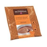 Monbana Flavoured Chocolate Powder Orange 50 x 20g