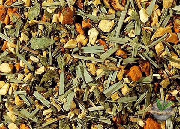 Cool-Mint aromatisierte Kräuterteemischung