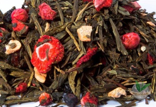 Bio Vergissmeinnicht Grüner Tee