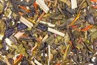 Minze natürlich - Grüner Tee