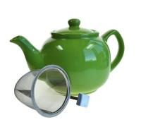 Shamila® – 1,2 Liter Teekanne HOPE mit Einsatzsieb