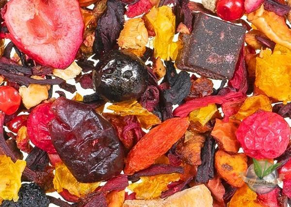 Berry Bowl natürlicher Früchtetee mit Vitamin C & Zink
