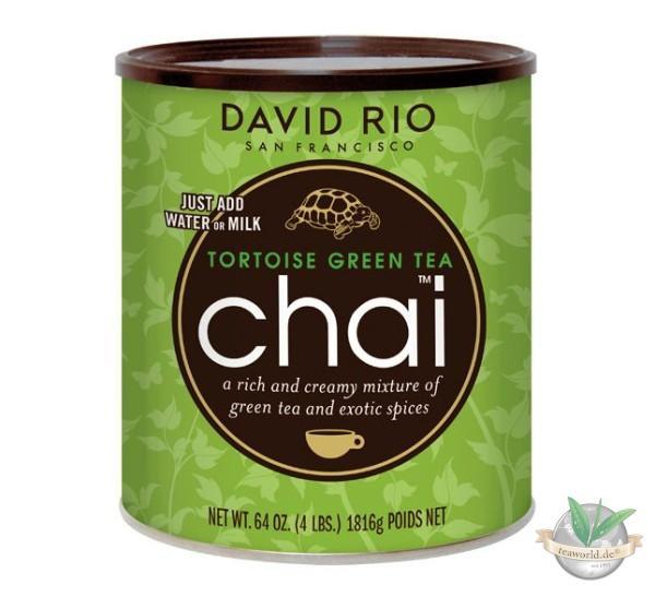 Tortoise Green Tea Chai - Foodservice 1816g