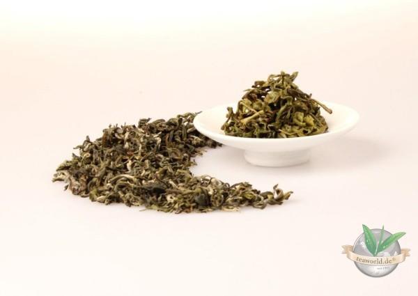 """BIO """"EVERGREEN JUN CHIYABARI"""" NEPAL- Grüner Tee"""