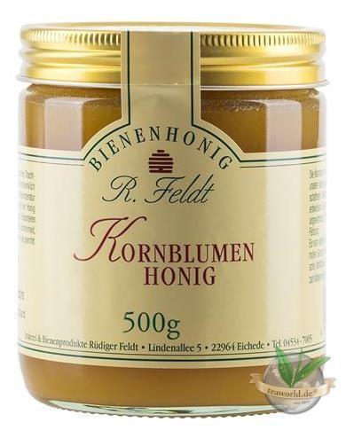 Kornblumen Honig 500g