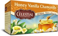 Honey Vanilla Chamomile - 20 Teebeutel Kräutertee - Celestial Seasonings Tee