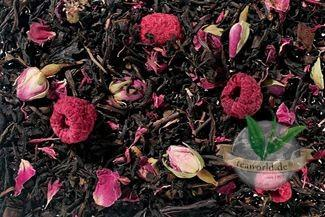 Think Pink Himbeer-Rosen-Note aromatisiert - Oolong Tee