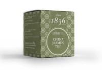 Grüner Tee China OP Jasmin - 15 Pyramidenbeutel