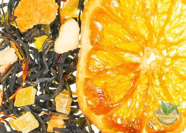Grapefruit Mandarine - Grüner Tee