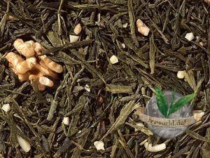 Maple Walnuss - Grüner Tee mit Ahorn-Note aromatisiert