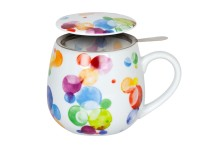 Kuschelbecher Tea for you - Colourful Cast Bubble