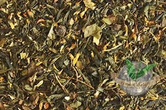 Gelber Drache - aromatisierter Gelber Tee