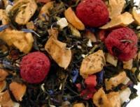 Tanz der Beeren Weißer Tee