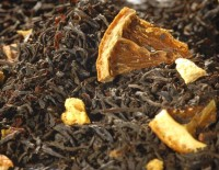 Sweet Orange - Schwarzer Tee