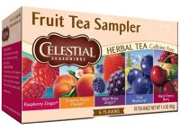 Fruit Tea Sampler - 18 Teebeutel - Celestial Seasonings Tee Früchtetee