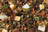 Granatapfel-Cassis-Aloe Vera - Weißer Tee aromatisiert