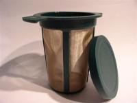 Teedauerfilter mit Deckel (Größe 2)