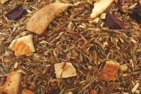 Sizilianische Blutorange Tarocco natürlich - Grüner Rooibostee