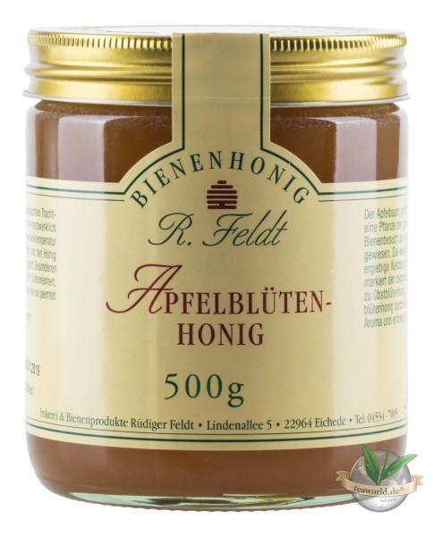Apfelblüten Honig 500g