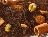 Winterliche Mandarine - Schwarzer Tee