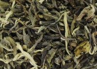 China Linyun White Downy - Grüner Tee