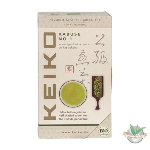 Keiko Bio Kabusecha No.1 Grüner Tee - Keiko Green Tea