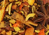 Lakritzschnecke mild - Früchtetee