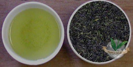 Bio Japan Gyokuro - edle Tautropfen Grüner Tee