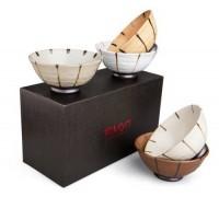 Japanisches Teeschalen Geschenkset