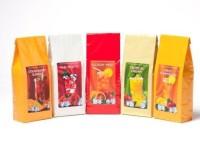 Sommerliche Kaltgetränke (Eistee) zum selber machen - 5 x 100g Probierpaket