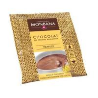 Monbana Flavoured Chocolate Powder Vanilla 50 x 20g