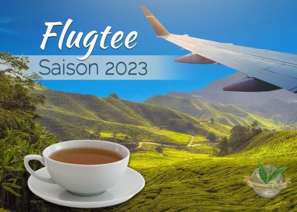 Darjeeling Flugtee SFTGFOP1 first flush TEESTA VALLEY DJ4-15