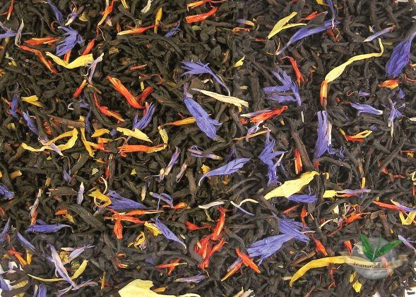 Traum der Südsee - Schwarzer Tee