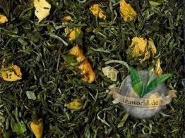 Weißer Tee Sonnige Passion mit Birnen-Note