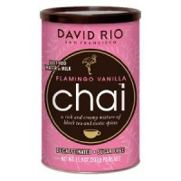 Flamingo Vanilla Decaf David Rio Chai Latte (zuckerfrei)