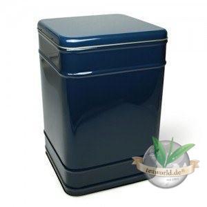 Vorratsdose Blau für 2kg mit Scharnierdeckel