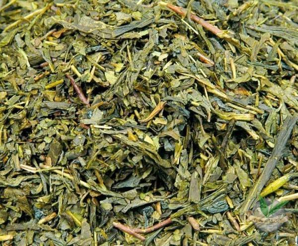 Bio Earl Grey - Grüner Tee
