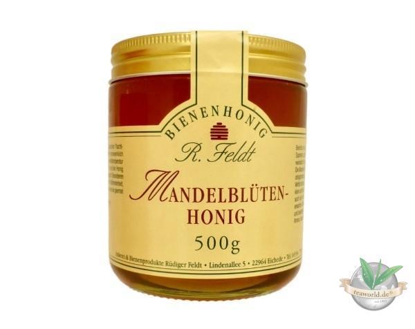 Mandelblüten Honig 500g