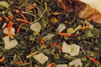 Exotic Smoothie natürlich - grüner Tee