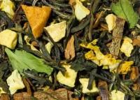 Heißer Zimtapfel - Weißer Tee