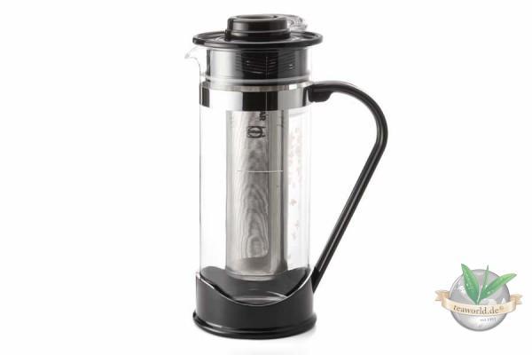 """Tee-Zubereiter """"Jan"""" mit extrafeinem Sieb für 1,5 Liter Tee"""