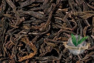 Bio China Green Pu Erh Sheng Cha - Grüner Tee