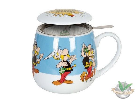 Kuschelbecher Tea for you - Asterix - Zaubertrank