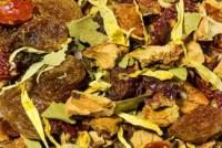 Merlin's Zaubertrank Biotee - Naturbelassene Früchteteemischung