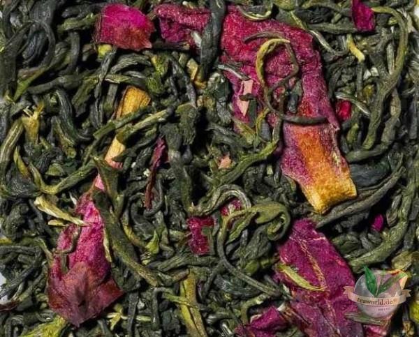Träne der Peonie (Dan Lei) aromatisierter weißer Tee