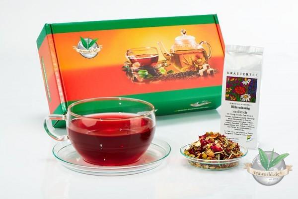 8x50g Kräutertee Probierpaket - Tee kaufen leicht gemacht