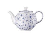 Teekanne Arzberg Form Blaublüten 1,2 L