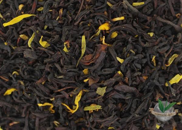 Earl Grey Yellow Lady - schwarzer Tee