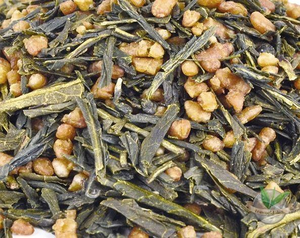 Bio Japan Premium Genmaicha Ketsuro - Grüner Tee