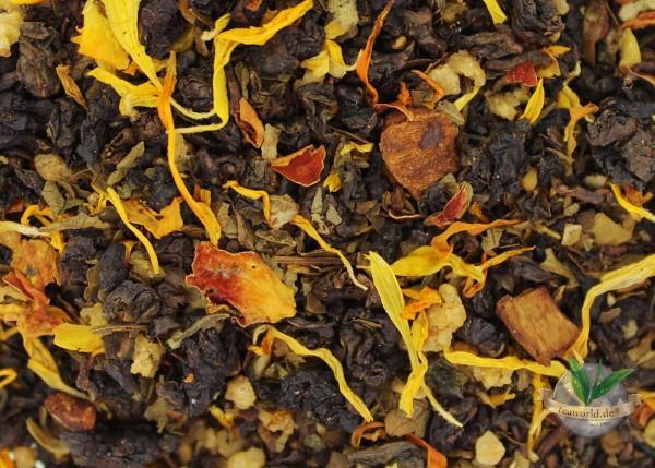 Ahorn Zimt - Oolong Tee aromatisiert